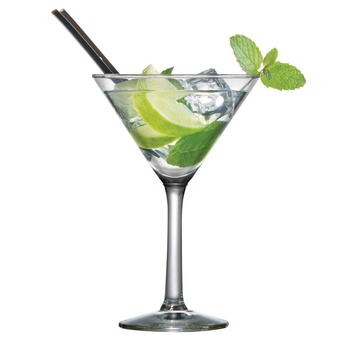 Taça de Vidro Martini 300ml (Caixa com 24 unidades)