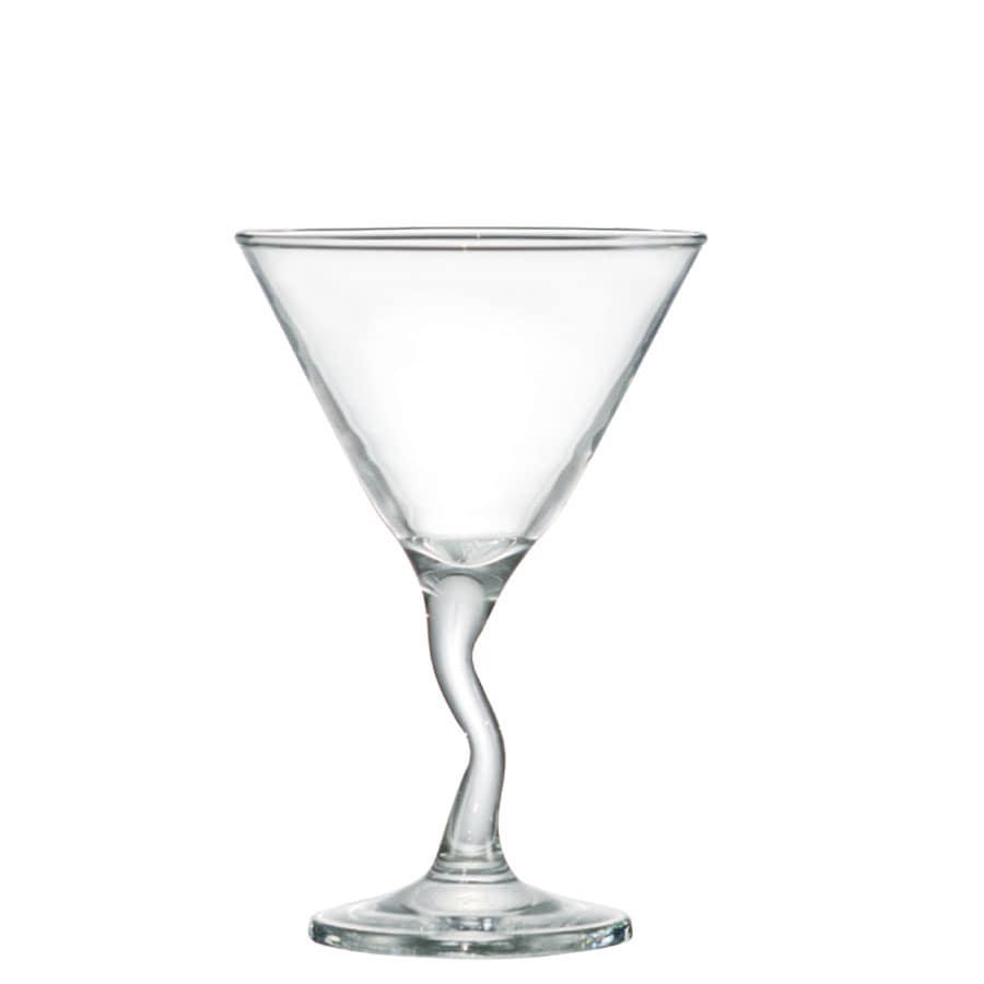 Taça de Vidro Martini Twister 225ml (Caixa com 24 unidades)