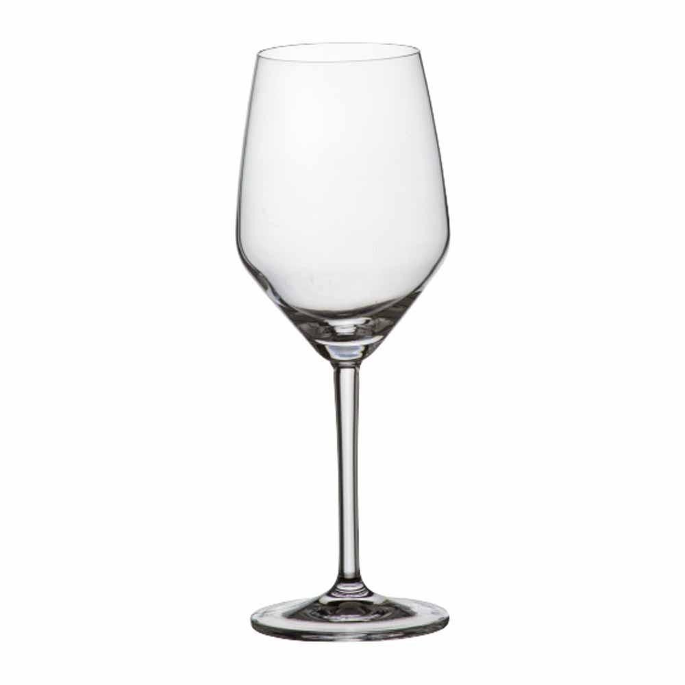 Taça para Vinho Branco Elegance Cristal 375ml