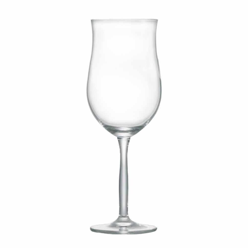 Taça para Vinho Rose Bordeaux Rose Cristal 430ml