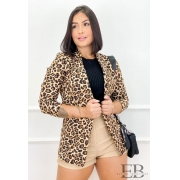 BLAZER BOSS ANIMAL PRINT