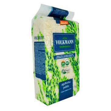 Arroz Agulhinha Branco Orgânico 1kg