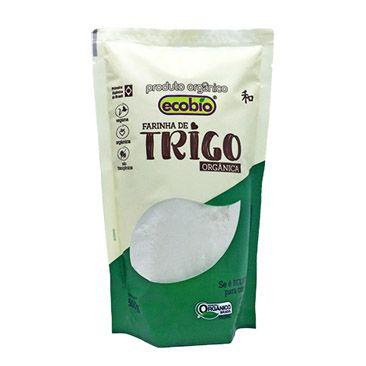 Farinha de Trigo Branca 500g