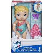 Baby Alive Bebe Banhos Carinhosos Loira Ref.E8716 Hasbro