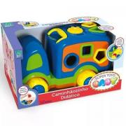 Baby Caminhaozinho Didatico Azul - 285 Super Toys