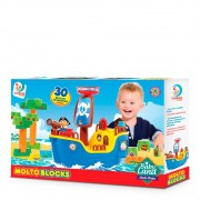 Baby Land Navio Pirata Ref. 8002 Cardoso