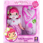 Baby Moranguinho Dodoi com Mascara - 4002 Mimo
