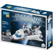 Batalha Estelar - Ônibus Espacial 108 peças - Click It - Cl-Be04 Sertic