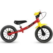 Bicicleta Balance Bike Fast Sem Pedal Nathor