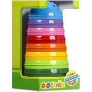 Bola Didatica Colorida - 6051 Poliplac