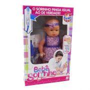 Boneca Bebe Sorinho Ref. 1070 Sidnyl