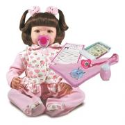 Boneca Colecao Doll Realist Eloise - 1171 Sidnyl