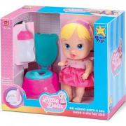 Boneca Little Dolls Faz Xixi - 8002 Divertoys