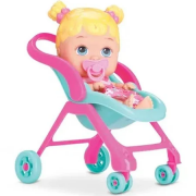 Boneca Little Dolls Passeio - 8027 Divertoys