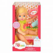 Boneca Little Mommy - Hora de Trocar a Fralda - Mattel