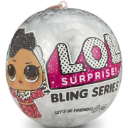Boneca Lol Surprise Bling Series - 8919 Candide