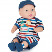 Boneca Miyo Menino - 2246 Cotiplas