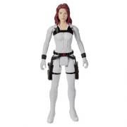 Boneca Viúva Negra Marvel Vingadores Titan Hero Black Widow 30 cm - E8675 Hasbro