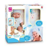Boneco Bebezinho Real- 5681-Roma