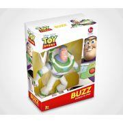 Boneco Buzz Lightyear De Vinil - Lider