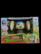 Boneco Gira Macaco - Dmt6162 Dm Brasil