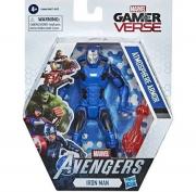 Boneco Vingadores Game Verse Homem De Ferro Ref.E9866 Habsro