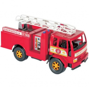Brinquedo Caminhão Bombeiro Grande Sem Caixa - 843 Diverplas