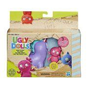 Brinquedo Hasbro Ugly Dolls Figura E Veículo E4519
