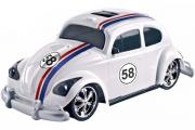 Carrinho Fusca Retrô Hobby Junior Concept - Fhr075 Brinquemix