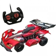Carro Controle Remoto Extreme Garagem Vermelho - 6433 Candide