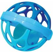Chocalho Bola Macia Azul 7234.1 Pais E Filhos
