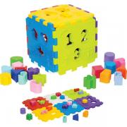 Cubo Didatico Solapa - 403 Mercotoys