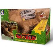 Dino World Tyrannosaurus Rex - 2088 Cotiplas