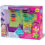 Fabrica De Artista 2 em 1 - 0225 Samba Toys