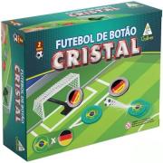 Futebol Botão Cristal Brasil X Alemanha Copa - 381 Gulliver