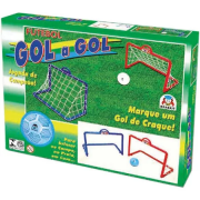 Gol A Gol com bola branca -  520 Braskit