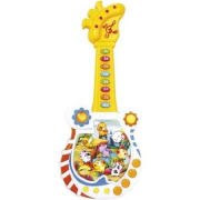Guitarrinha Paradise Educativa Com Sons - Dmt4338 Dm Brasil