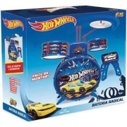 Hot Wheels Bateria Radical Ref.F00057 Centro Atacadista