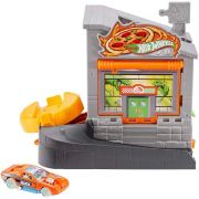 Hot Wheels City Conjunto Basico Ref. Gbf90