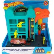 Hot Wheels City Conjunto Basico Ref. Gbf91