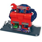 Hot Wheels City Gorilla Rage Garage Attack Playset Ref. Gjk89