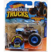 Hot Wheels Monster Trucks Die-Cast Vehicle Ref.Gjf21 Mattel