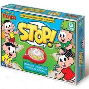 Jogo Educativo Stop Turma Da Mônica - 75901 Nig