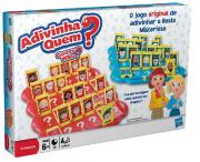 Jogo Infantil Adivinha Quem 04800 - Hasbro