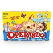 Jogo Operando - Clássico - Hasbro