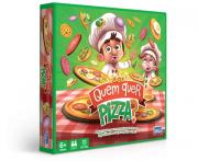 Jogo Quem Quer Pizza Ref.2556 Toyster