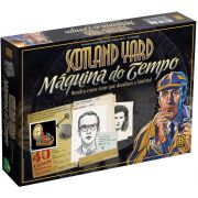 Jogo Scotland YARD Maquina do Tempo GROW
