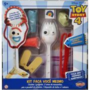 Kit Faça Você mesmo Garfinho Toy Story 4 - 40732 Toyng