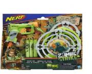 Lanca Dardo Nerf Zombie C/ Alvo Ref. A6636 Hasbro