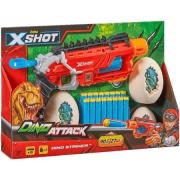 Lançador Infantil de Dardos Dino Attack Striker - 5552 Candide
